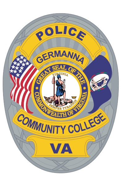 gcc college police badge