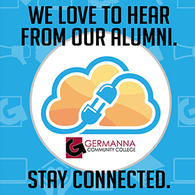 stay connected with alumni