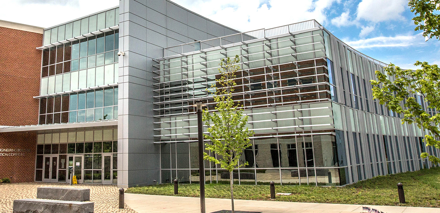germanna science building at fac
